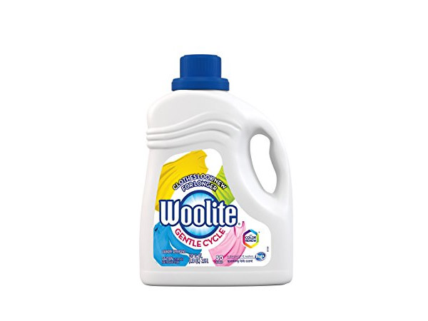 Get A Free Woolite Laundry Detergent From Walmart!