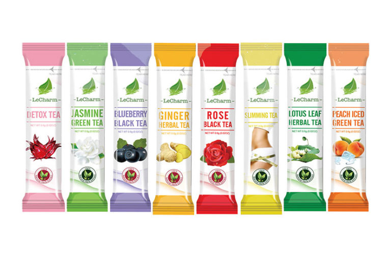 Get A Free Tea Extract Sample From LeCharm!