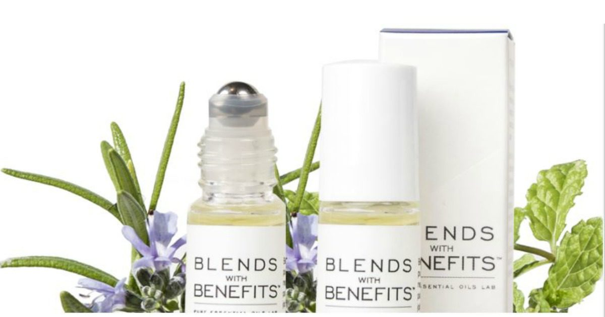 Get Free Blends With Benefits Essential Oil!