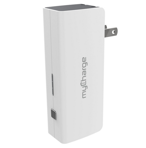 Get A Free myCharge Portable Charger!
