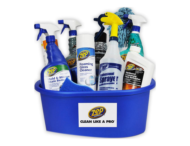 Get Free Zep Cleaning Products!