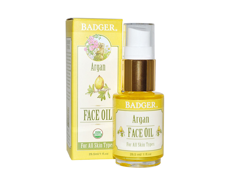 Get Free Badger Argan Cleansing Oil And Face Oil!