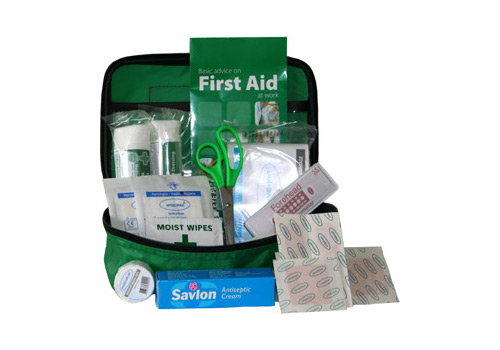 Get A First Aid Kit From Florida Hospital Memorial Medical Center!