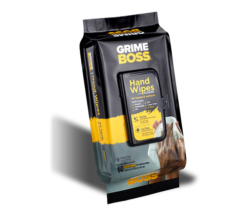 Get Free Grime Boss Wipes!