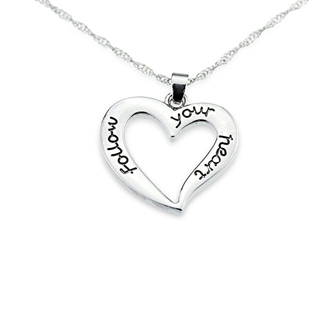 Get A Free Necklace From Embolden Jewelry!