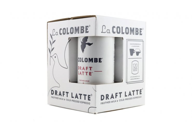 Get A Free Can Of La Colombe Draft Latte!