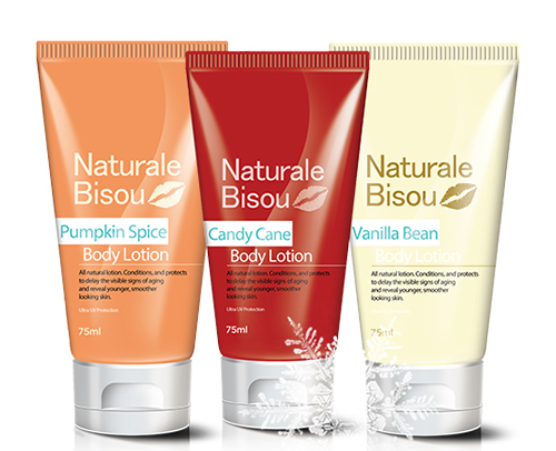 Get A Free Naturale Bisou Body Lotion!