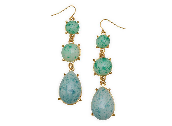 Get A FREE Pair Of Drop Earrings From Crown Jewelry!