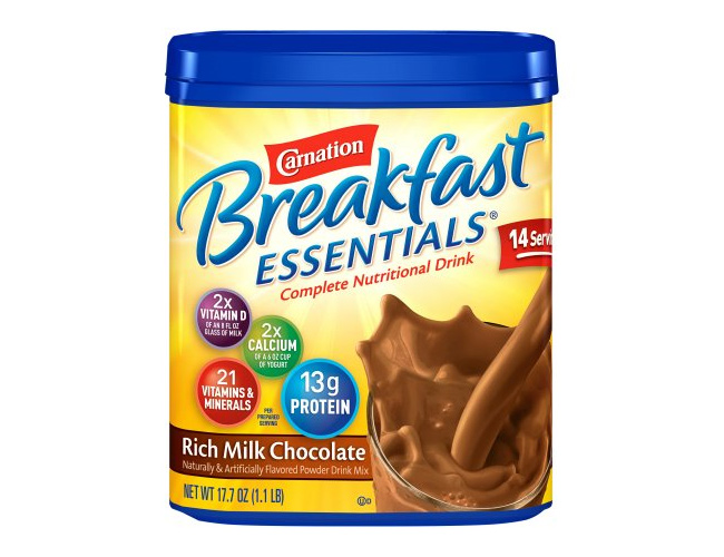 Get A Free Nestle Carnation Rich Chocolate Drink Mix!