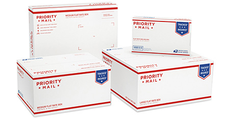 Get Free Cardboard Boxes From USPS!