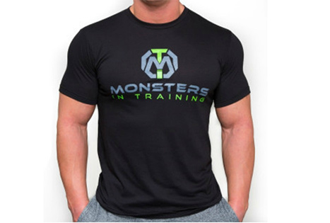 Get A Free T-shirt From Monsters In Training!