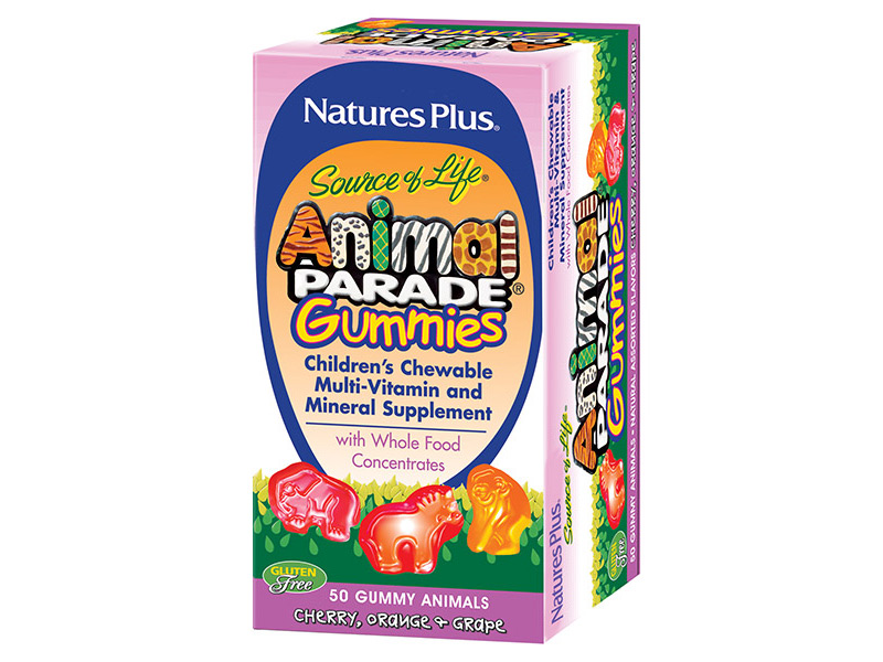Get Free Animal Parade Assorted Fruit Gummies!