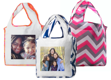 Get A FREE Personalized Shopping Bag From Shutterfly!