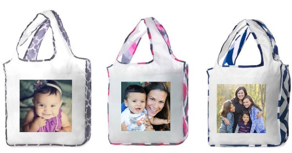 Get A Free Personalized Reusable Shopping Bag!
