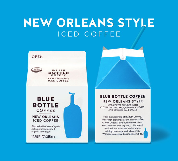 Get a FREE Sample of Blue Bottle Coffee!