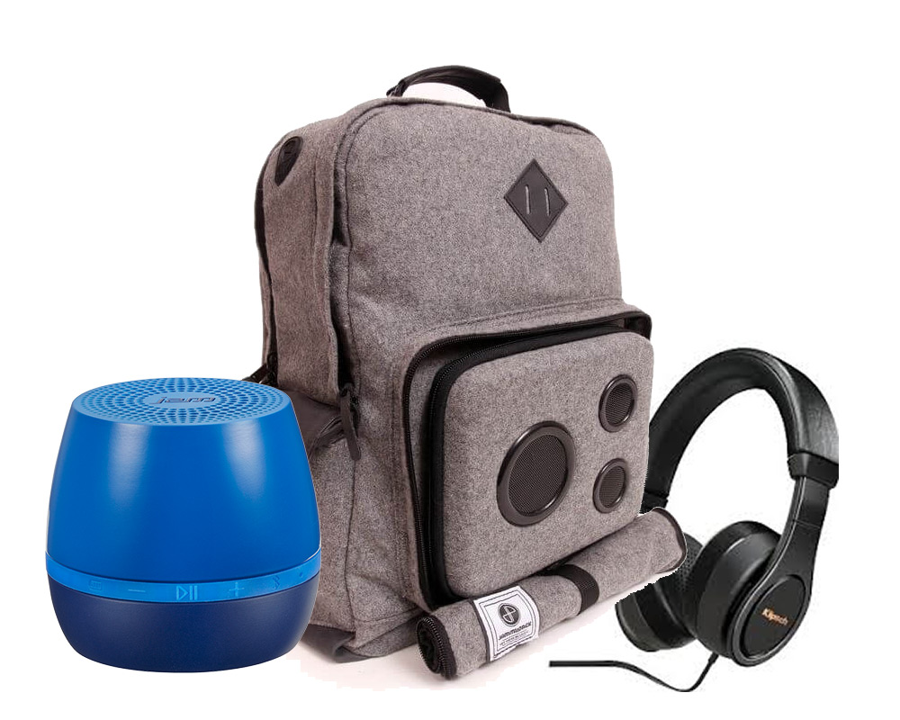 Get A Free Backpack / Bluetooth Speakers / Headphones From Camel!