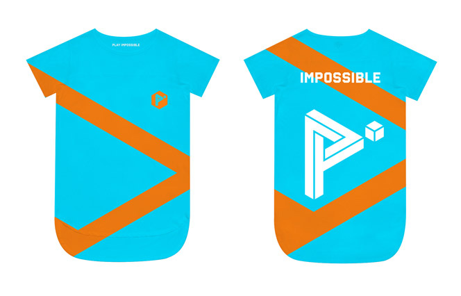 Get A FREE Impossible Play T-Shirt & 2 Gameballs!