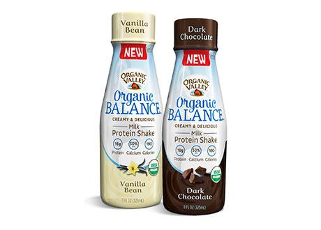 Get a FREE Organic Balance Creamy & Delicious Milk Protein Shake!