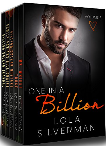 ONE IN A BILLION: Bundle of 5 Billionaire Romance