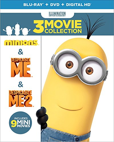 Despicable Me 3-Movie Collection (Despicable Me / Despicable Me