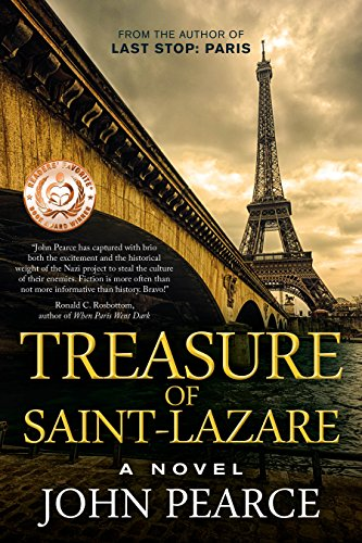 Treasure of Saint-Lazare: A Novel of Paris (The Eddie
