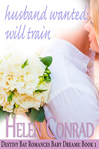 Husband Wanted:Will Train (Destiny Bay-Baby Dreams Book 1)
