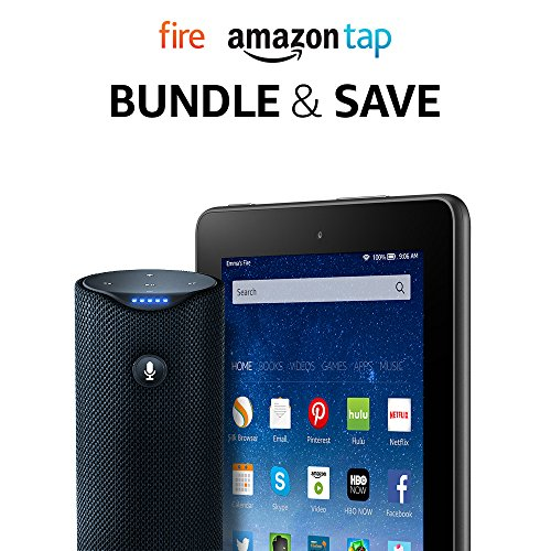 Fire Tablet, 7″ Display, 16 GB – includes Special