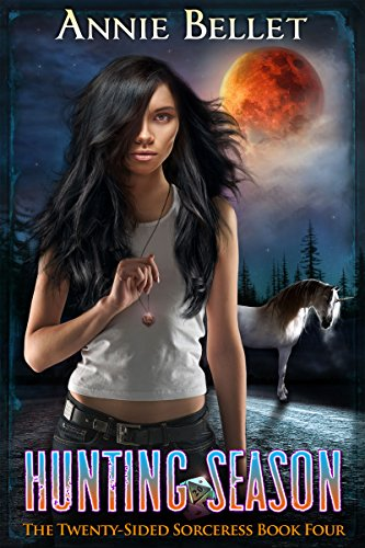Hunting Season (The Twenty-Sided Sorceress Book 4)
