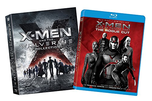 $32.99 X-Men: Days of Future Past Rogue Edition and Wolverine