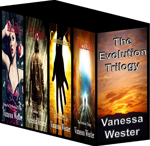 The Evolution Trilogy  Prequel: Hybrid, Complications, Return