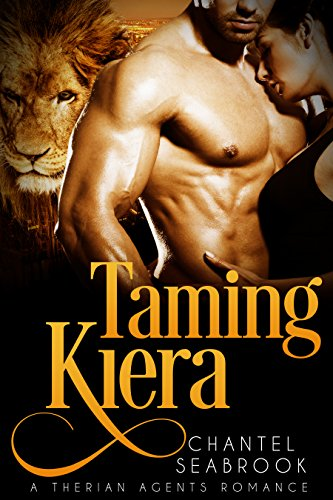 Taming Kiera (Therian Agents Book 3)