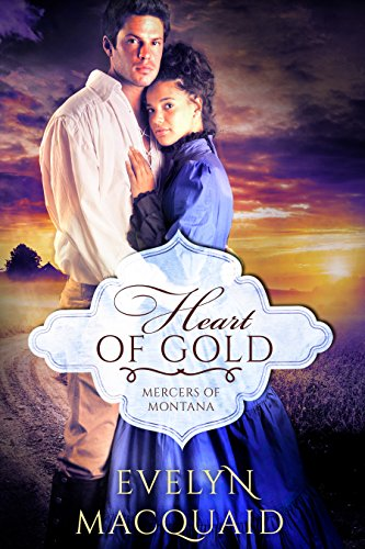 Heart of Gold (Mercers of Montana Book 2)