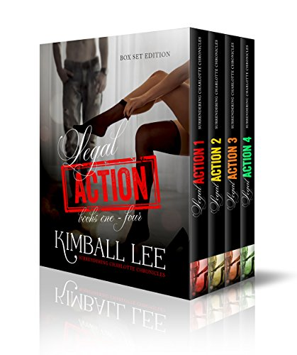 Legal Action Box Set Edition: Book 1-4 (Surrendering Charlotte