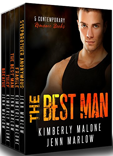 THE BEST MAN: 5 Full Length, No Cliffhanger Romance
