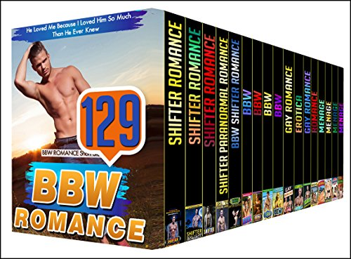 BBW: 129 BOOK BUNDLE - Get This Amazing 129