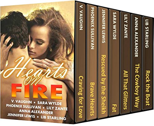 Hearts on Fire: Romance Multi-Author Box Set
