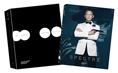 The Ultimate Bond Collection + Spectre Bundle [Blu-ray]