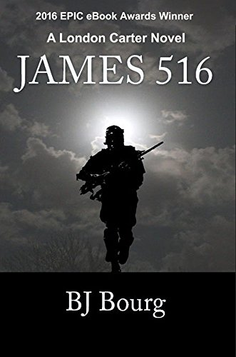James 516: A London Carter Novel
