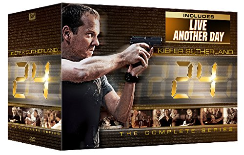 24: The Complete Series with Live Another Day