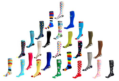 Compression Socks for Women and Men by A-Swift -