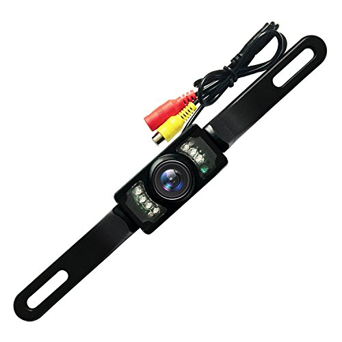 AIDOUT Rear View Camera – Waterproof Color Wide Viewing