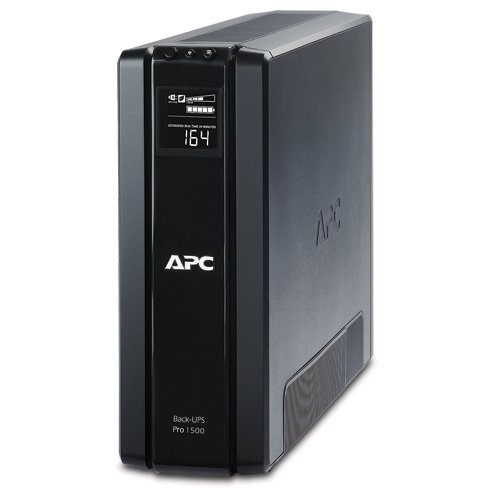 APC BR1500G Back-UPS Pro 1500VA 10-outlet Uninterruptible Power Supply