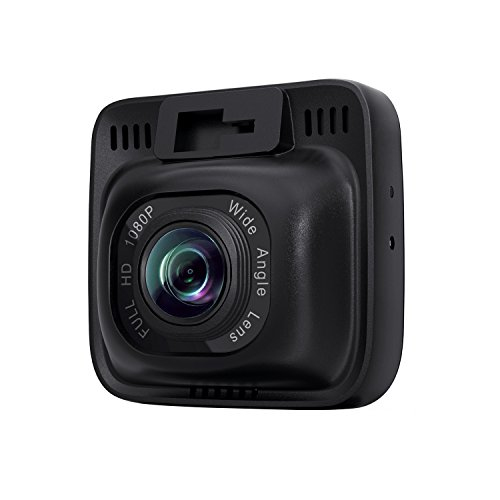 AUKEY Dash Cam, Full HD 1080P, 170° Wide Angle