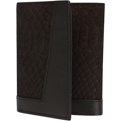 Access Denied Men's RFID Wallet Genuine Leather Slim Trifold