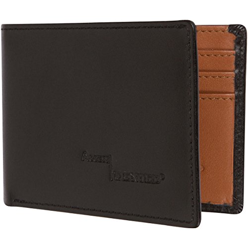 $45.95 Access Denied Mens RFID Blocking Thin Wallet Slim Leather