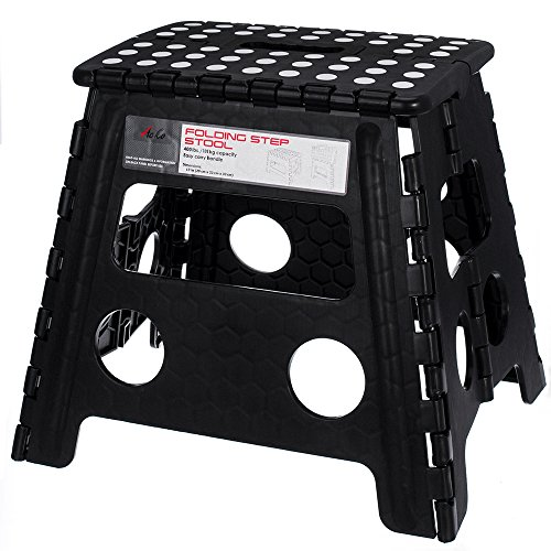 Acko Folding Step Stool – 13 inch Height Premium