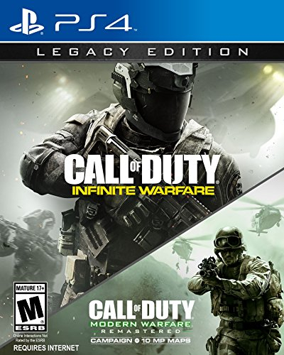 Call of Duty: Infinite Warfare – PS4 Legacy Edition