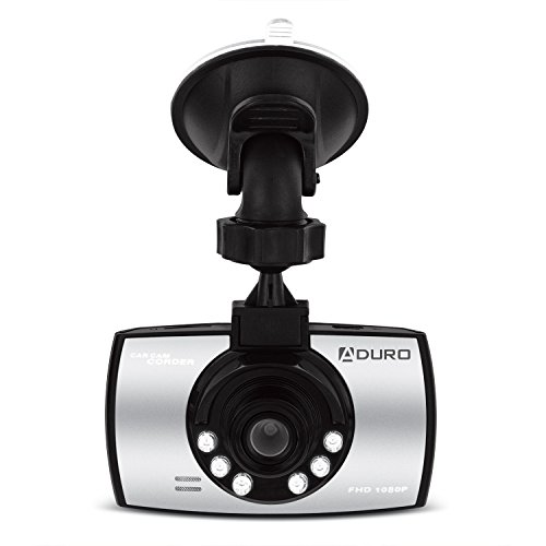 Aduro® U-DRIVE PLUS HD 1080p DVR Dash Video