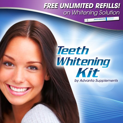 Extra Strength Teeth Whitening Kit w/ Refills