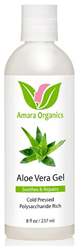 Amara Organics Aloe Vera Gel from Organic Cold Pressed
